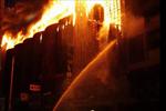 菲律宾一家华人经营商场遭纵火 至少18人死亡