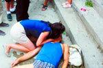重庆90后 口对口人工呼吸抢救溺水老人