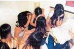 卖淫集团逼迫少女月接客300次 员工价50元