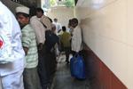 印度男子上厕所时间过长被殴打致死