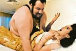 张曼玉与400磅洋汉床戏遭曝光 令人胆战心惊