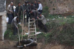 陕西咸阳引渭渠内20天发现16具无名尸体