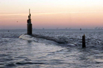 美核潜艇停靠菲律宾 菲称无关黄岩岛局势