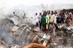 尼日利亚坠机致193死 机上有6名中国乘客