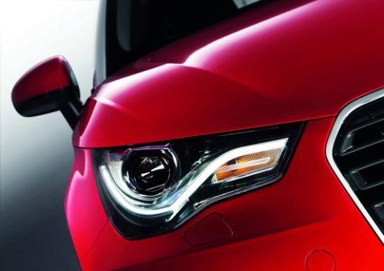 新起点 新浪汽车感受奥迪A1产品体验会图片