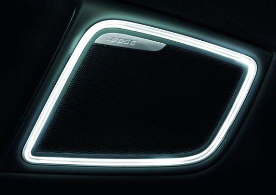 LED车内灯光包涵盖了多处很有品位的内饰LED灯光装饰.-新起点 新高清图片