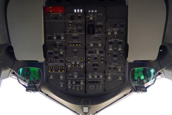 飞机什么位置视野最佳
