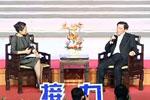 """浙江工商局长""""舌战""""央视女主持"""