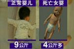 父母沉溺打电玩 1岁女儿被活活饿死