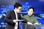 实拍南昌女官员节目中被律师质疑后发飙