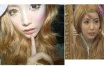 韩国20岁少女两年没卸妆 肤质如同40岁