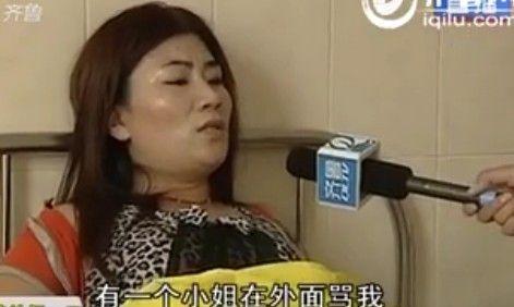 女子因上厕所慢被围殴 再对质遭壮汉拉扯