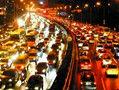 白岩松用史诗般的拥堵形容北京晚高峰交通