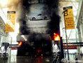 广州白云机场商铺起火 火灾致25航班延误