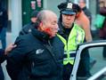 纽约警察打伤乱穿马路华裔老人