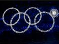 奥运五环变四环