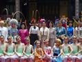 彭丽媛邀多国领导人夫人游豫园听昆曲