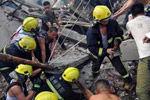 温州一家庭作坊爆炸13死现场实况