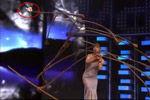 实拍日本平衡大师表演羽毛绝技震惊全场