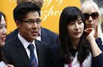 曝郭晶晶11月出嫁 好友吴敏霞任伴娘