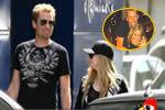 艾薇儿与Nickelback主唱订婚 相恋仅6个月