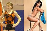 曾经的体操美女冠军 如今沦落为妓女