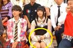 日本女星节目现场撩裙自摸 被批公然猥亵