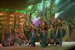 福建宁德市畲族歌舞团畲族群舞 手指舞