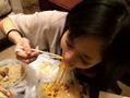 苍井空吃西安美食