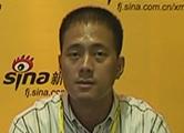 海峡自驾游协会理事长林源